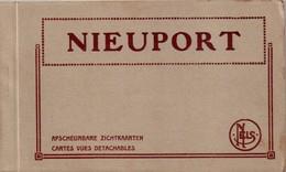 Carnet De 10 CPA, Nieuport - Nieuwpoort