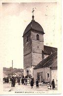 CPA Miserey Salines, L'Eglise - France