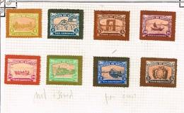 Bolivie. Lot à Identifier - Restant D'ancienne Collection. Remainder From Old Collection - Sammlungen (ohne Album)