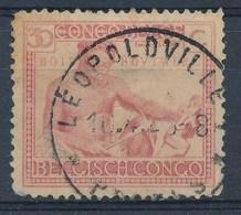"""BELGISCH-KONGO - OBP Nr 111 - Cachet """"LEOPOLDVILLE - POSTES"""" - (ref. 96) - Congo Belge"""