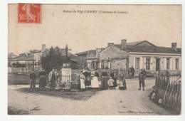 Paloumey - Commune De Ludon  ( Gironde) Entrée Du  Bourg Avec Belle Animation - Francia