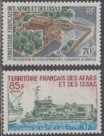 Afars Et Issas (Territoire Des) - N° 349 & 350 (YT) Neufs *. - Neufs