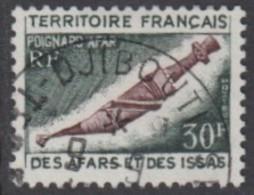 Afars Et Issas (Territoire Des) - N° 383 (YT) Oblitéré; - Afars E Issas (1967-1977)