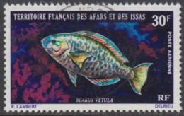 Afars Et Issas (Territoire Des) - Poste Aérienne N° 66 (YT) Oblitéré. - Afars E Issas (1967-1977)