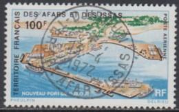Afars Et Issas (Territoire Des) - Poste Aérienne N° 67 (YT) Oblitéré. Belle Oblitération De Djibouti. - Afars E Issas (1967-1977)