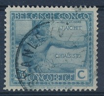 """BELGISCH-KONGO - OBP Nr 112 - Cachet """"STANLEYVILLE"""" - (ref. 99) - Congo Belge"""