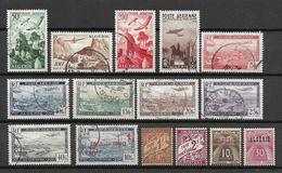 France Colonies -  Algeria, Lot Of Different Stamps - Francia (vecchie Colonie E Protettorati)