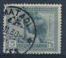 """BELGISCH-KONGO - OBP Nr 116 - Cachet """"MATADI - POSTES"""" - (ref. 102) - Congo Belge"""