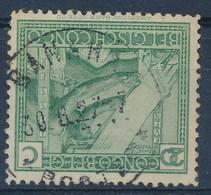 """BELGISCH-KONGO - OBP Nr 118 - Cachet """"BANANA - POSTES"""" - (ref. 103) - Congo Belge"""
