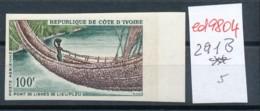 Elfenbein Küste  Nr.  291 B ** Geschnitten ... ....  (ed9804  ) Siehe Scan - Côte D'Ivoire (1960-...)