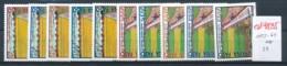 Burkina Faso Nr. 1855-64... ....  (ed9835  ) Siehe Scan - Burkina Faso (1984-...)