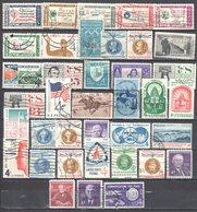 United States 1960 Year Set - Mi.766-803 Used - Años Completos
