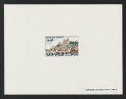 1968 - YT 1567 - Epreuve De Luxe  - Cote  35€ - - Epreuves De Luxe