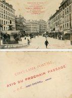 579B..  Manufacture De Toiles. Auguste Chenal (3cpa) - Grenoble