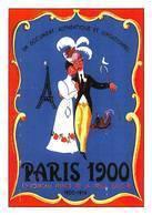 Peynet Paris 1900 - Peynet