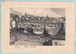 Marco Bonatti - Firenze - Ponte Vecchio - Illustratori & Fotografie