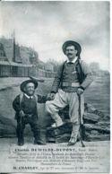 N°1119 T -cpa Charles Dewilde Dupont -barde Breton- - Música Y Músicos