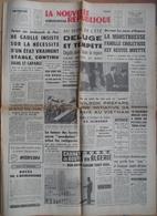 """1965.Tempête Sur Essais Des 24 H Du Mans.Monstrueuse Famille De Cholet.Pétrolier """"RONA STAR"""".Poulidor-Anquetil. - Desde 1950"""