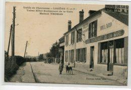 78 Vallée De Chevreuse LOZERE Maison THOMAS Tabac Hotel Restaurant De La Gare  Billard  - Edit Thomas     D20 2019 - France