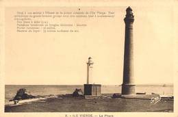 "CPA FRANCE 29 ""Plouguerneau, Ile Vierge, Le Phare"" - Plouguerneau"