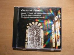 CD Gloire Au Père Diocèse Du Havre Choeur Enfants Bolbec  Havre Montivilliers Orchestre André Caplet - Chants Gospels Et Religieux