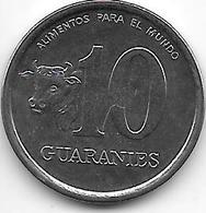 *paraguay 10 Guaranies 1984  Km 167  Unc - Paraguay