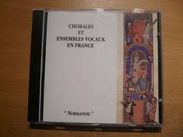 CD Chorales Et Ensembles Vocaux France Normandie Mondeville Herouville Yvetot Belbeuf Eu Tourlaville Caen Bray - Chants Gospels Et Religieux