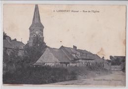 LANDIFAY - Rue De L'Eglise - Frankrijk