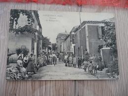 CPA 30 Gard Jonquières Avenue De Bellegarde  Un Pli - Sonstige Gemeinden