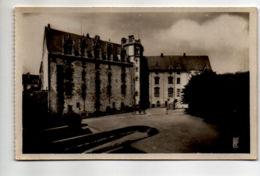 CP27246 - Nantes - Le Château Palais Ducal - Neuve - Nantes