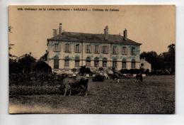 CP27309 - Varades - Château Du Coteau - Ecrite - Varades