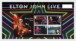 Groot-Brittannië / Great Britain -  Postfris / MNH - Sheet Elton John 2019 - 1952-.... (Elizabeth II)