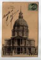 CP33033 - Paris - Les Invalides - Voyagée - Autres Monuments, édifices