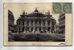 CP33061 - Paris - Opéra - Voyagée - Autres Monuments, édifices