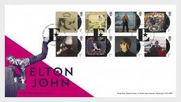 Groot-Brittannië / Great Britain -  Postfris / MNH - FDC Elton John 2019 - 1952-.... (Elizabeth II)
