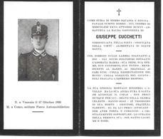 Giuseppe Cucchetti ( Venezia 1893) - Godsdienst & Esoterisme