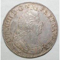 Gad 217 - LOUIS XIV - ECU AUX PALMES - 1694 B - REFORMATION - TB A TTB - - 987-1789 Monnaies Royales