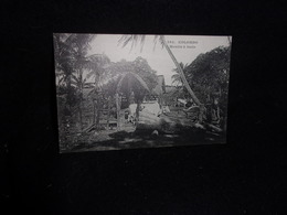 Sri Lanka. Ceylon . Ceylan. Colombo. Moulin à Huile .Avant 1903.Voir 2 Scans . - Sri Lanka (Ceylon)