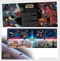 Groot-Brittannië / Great Britain -  Postfris / MNH - FDC Sheet Star Wars 2019 - 1952-.... (Elizabeth II)