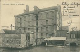 02 SOISSONS / Moulin Du Pré Foireux / - Soissons