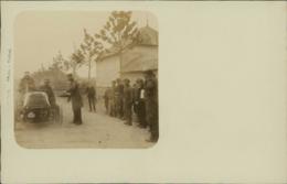 08 RETHEL / Circuit Du Nord 1902 / Carte Photo - Rethel