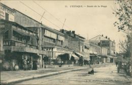 13 MARSEILLE / Route De La Plage / - Sin Clasificación