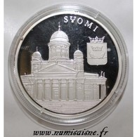 FINLANDE - MEDAILLE EUROPA 1996 - BE - France