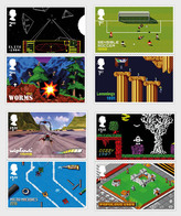 Groot-Brittannië / Great Britain -  Postfris / MNH - Complete Set Videogames 2020 - 1952-.... (Elizabeth II)