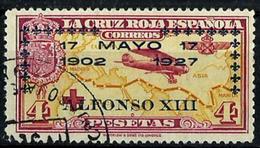 España Nº 372 Usado. Cat.194€ - 1889-1931 Kingdom: Alphonse XIII