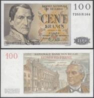 Belgique - Billet 100Fr - 25.04.56 -TTB (VG) DC-5474 - 100 Francs