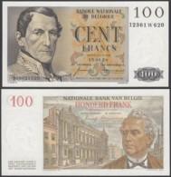 Belgique - Billet 100Fr - 15.10.58 -TTB (VG) DC-5475 - [ 2] 1831-... : Royaume De Belgique