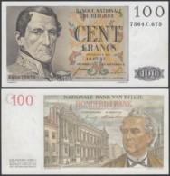 Belgique - Billet 100Fr - 10.07.57 -TTB (VG) DC-5476 - 100 Francs