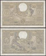 Belgique - Billet 100Fr - 09.05.33 -Beau (VG) DC-5477 - [ 2] 1831-... : Belgian Kingdom