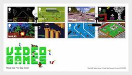Groot-Brittannië / Great Britain -  Postfris / MNH - FDC Videogames 2020 - 1952-.... (Elizabeth II)